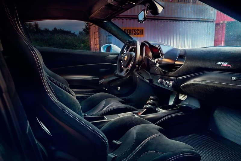 NOVITEC 打造 Ferrari 488 Pista 全新動力強化車型