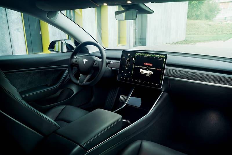 超跑改裝大廠 NOVITEC 打造全新碳纖維 Tesla Model 3