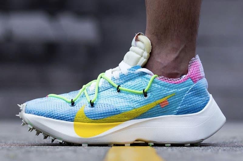 Off-White™ x Nike 全新聯乘 Vapor Street 系列發售日期曝光