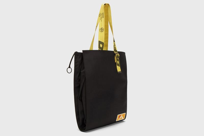 Off-White™ 推出全新 Puffy Origami 機能 Tote Bag