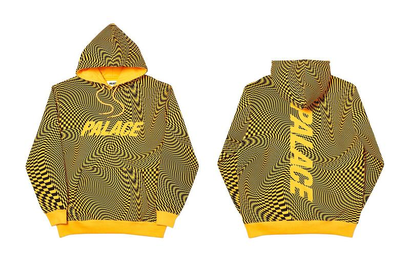 Palace 正式發佈 2019 秋季運動裝系列