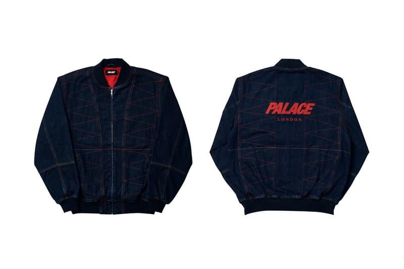 Palace 正式發佈 2019 秋季外套系列