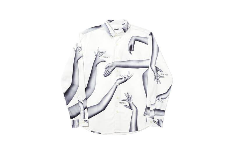 Palace 正式發佈 2019 秋季恤衫褲系列