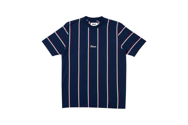 Palace 正式發佈 2019 秋季 T-Shirt 系列