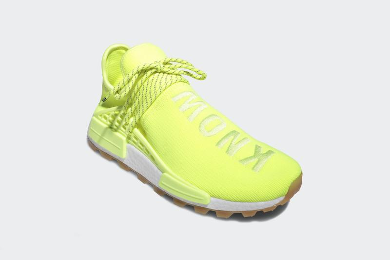 無間合作-Pharrell x adidas Originals 聯乘 NMD Hu Trail 新色追加