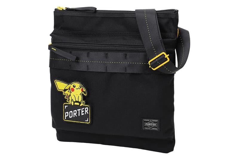 Pokèmon x Porter 攜手打造高機能期間限定包包系列