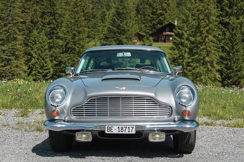 全球僅四輛!極罕 Aston Martin DB5 特仕版於 RM Sotheby's 競拍中