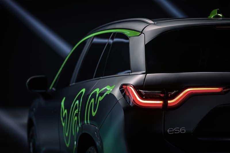 進軍車領域-Razor x NIO 攜手推出智能電動車
