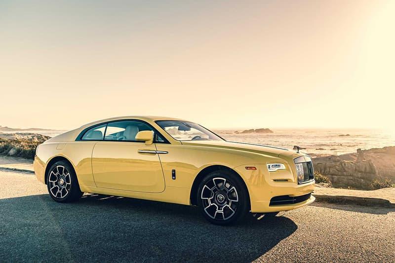 Rolls-Royce 全新 Pebble Beach 2019 系列特仕車型發佈