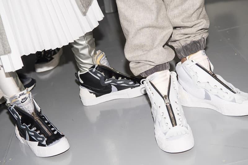 日本獨佔!sacai x Nike LDWaffle & Blazer 最新聯乘系列推出限量配件