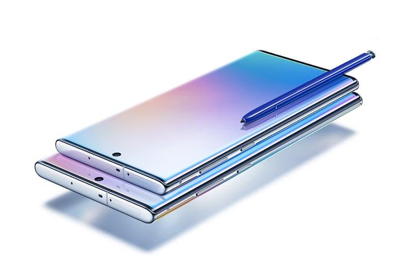 Samsung 全新旗艦手機 Galaxy Note 10 系列正式登陸香港!