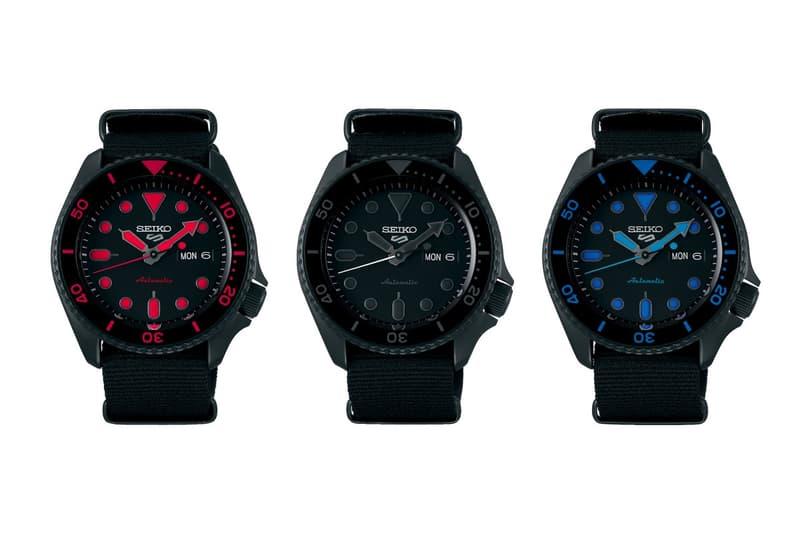 Seiko 重新推出人氣 Seiko 5 運動系列腕錶
