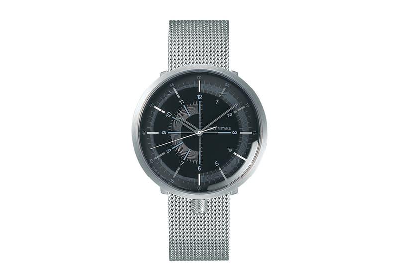 SEIKO 推出全新 ISSEY MIYAKE WATCH「1/6」腕錶