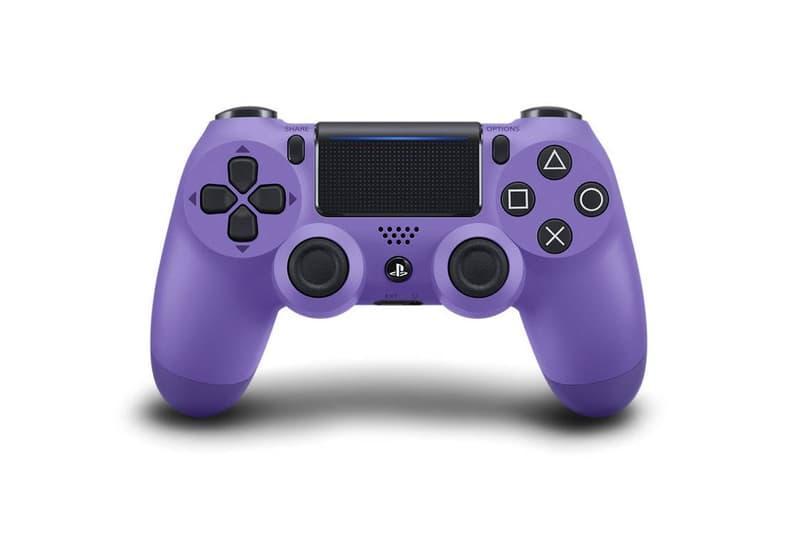 迷彩魂燃燒— Sony PlayStation 4 遊戲手柄全新配色曝光