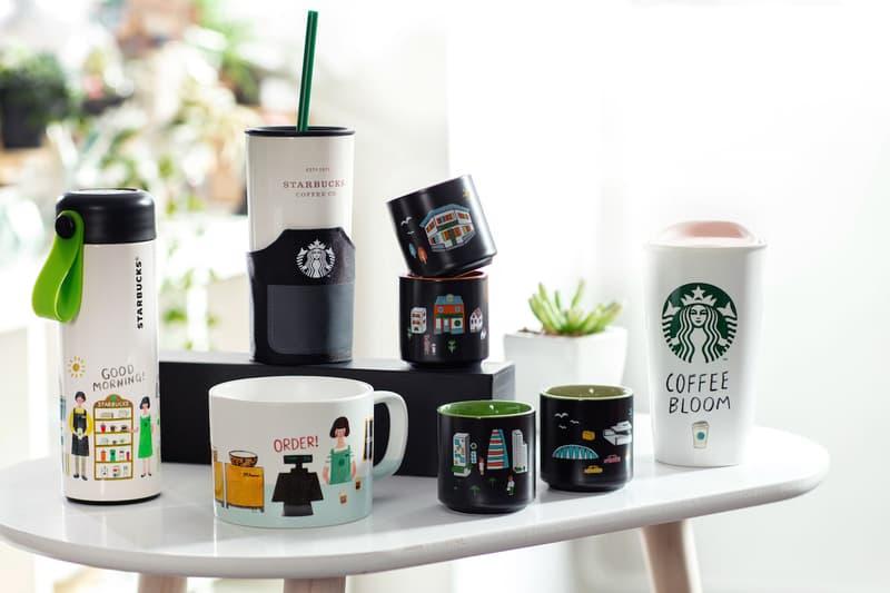 秋之入手-香港 Starbucks 推出全新月兔及 Barista Diary 系列商品