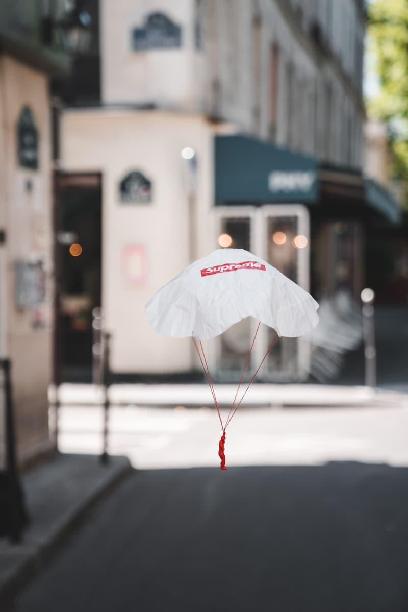 Street Style: Supreme 2019 秋冬系列 Week 1 巴黎發售現場街拍特輯