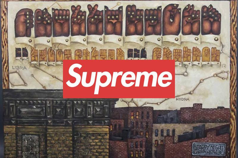 Supreme 御用 - 兩位必知的紐約至尊級藝術家