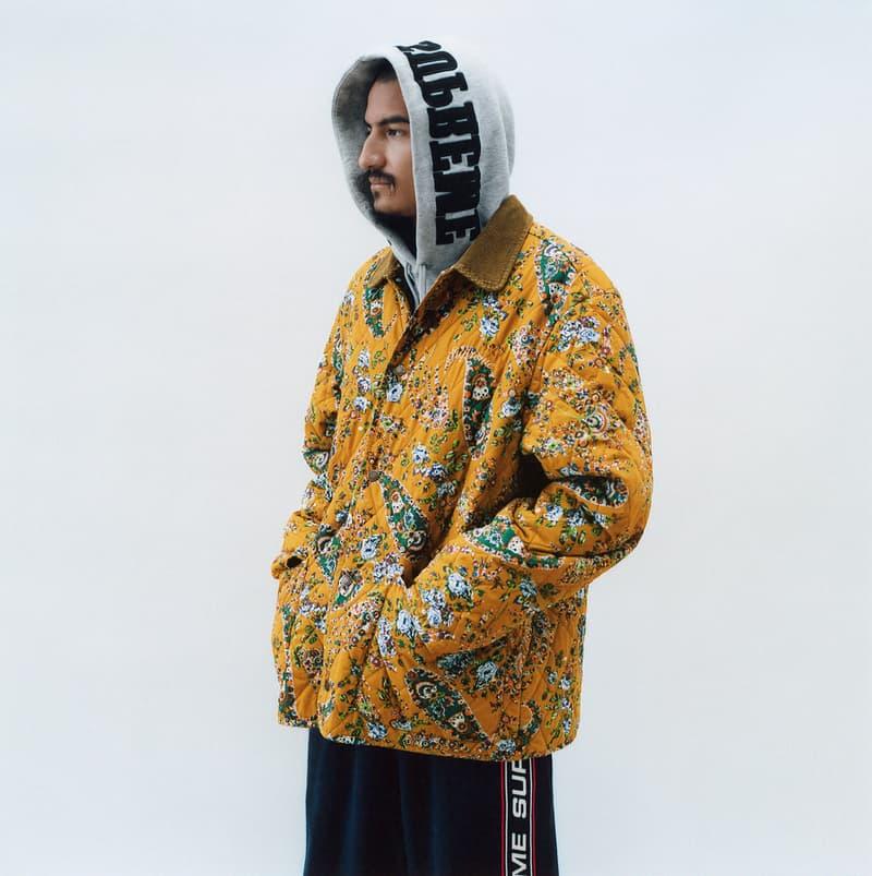 Supreme 正式發佈 2019 秋冬系列 Lookbook