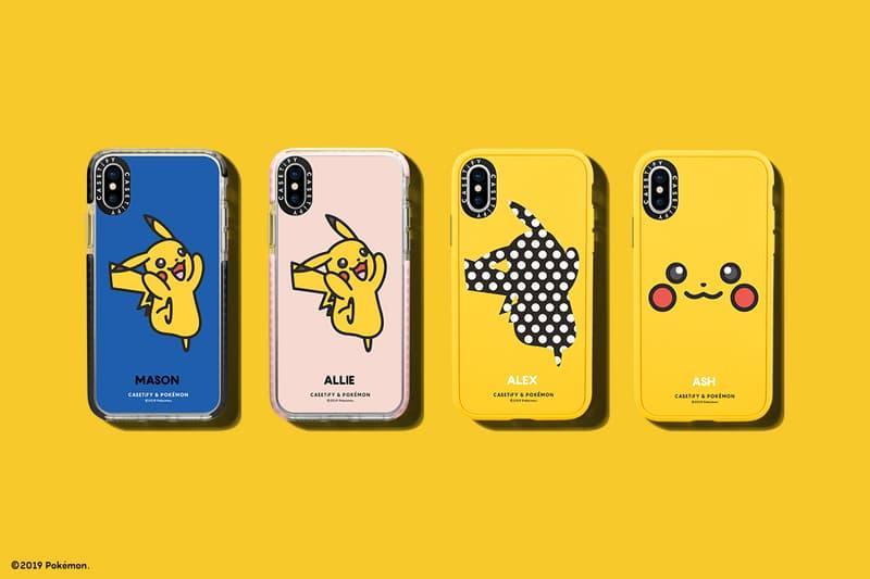 二不離三-CASETiFY x Pokémon 聯乘系列最終回公開
