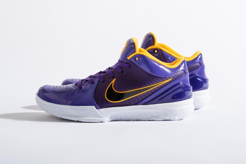 率先近覽 UNDEFEATED x Nike Kobe 4 Protro 最新聯乘系列