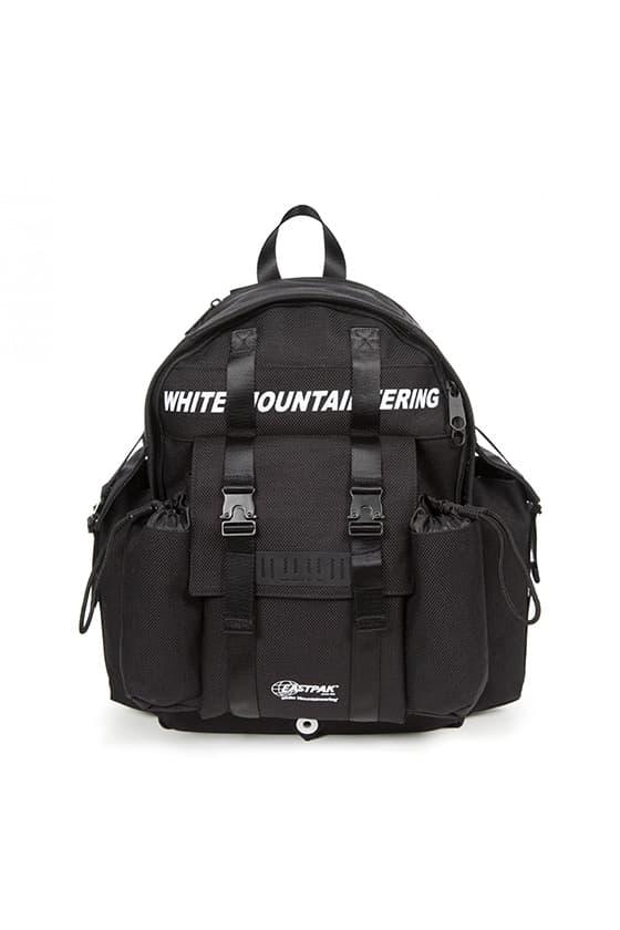 White Mountaineering x Eastpak FW2019 聯乘系列香港上架情報!