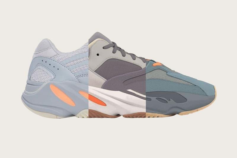 UPDATE: 實圖曝光!adidas YEEZY 鞋款系列 9 月份「完整發售情報」搶先公開