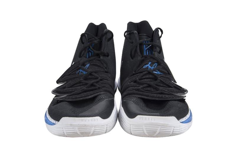 狀元加持 − Zion Williamson 著用 Nike Kyrie 5 拍賣近 $20,000 美元