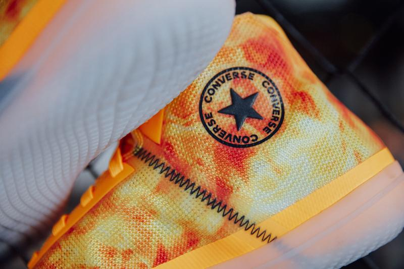 高熱火焰!Converse All Star Pro BB 推出全新「Flames」配色