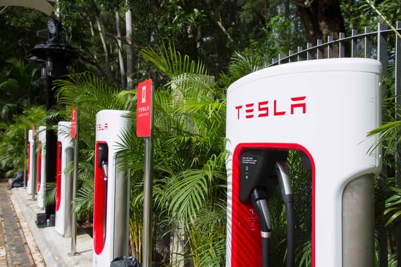 Tesla 在香港開設全亞太區最大的 Supercharging 超級充電站