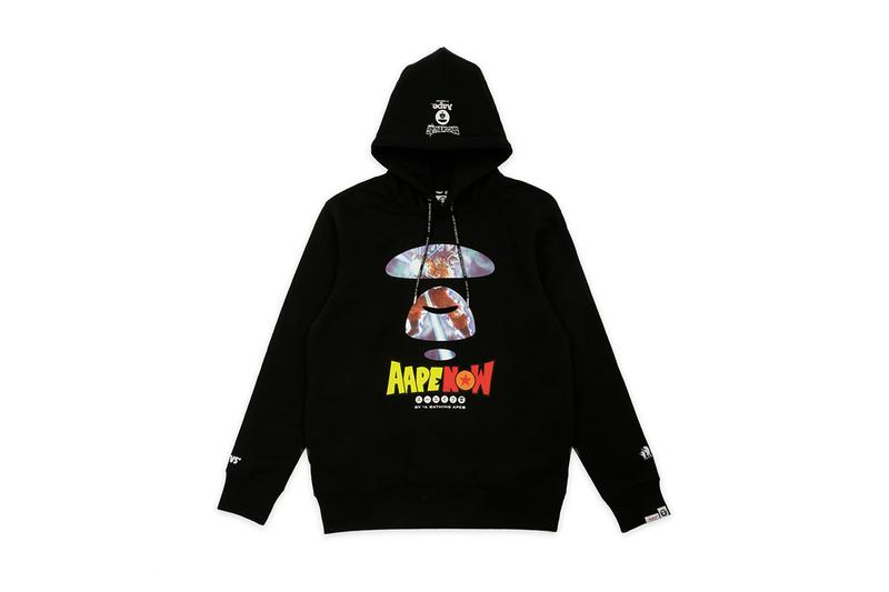 AAPE BY *A BATHING APE® x《Dragon Ball Super》攜手打造別注聯名系列