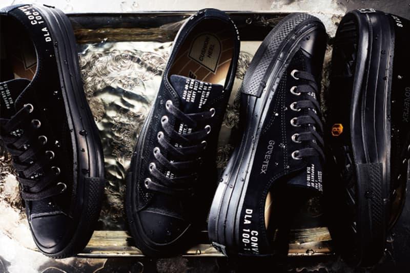 Converse Addict 發佈新季度 GORE-TEX 機能鞋款