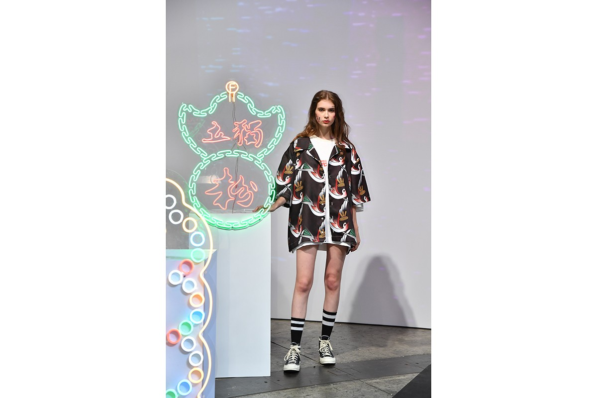 走進香港時裝劇場 FASHIONALLY Presentation
