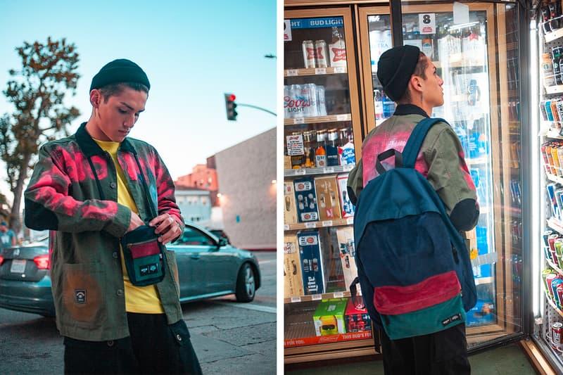 加州袋牌 Fairfax USA 攜手 Overlab 推出聯名「Corduroy」包袋系列