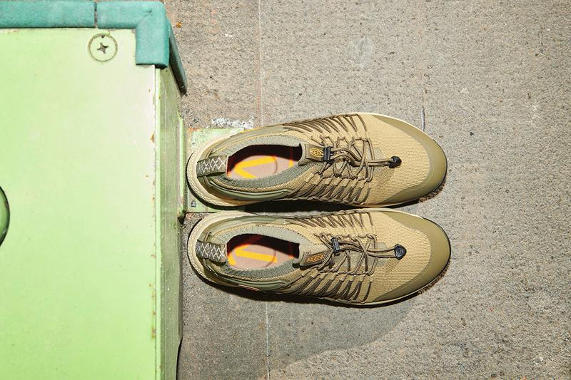 KEEN 全地形鞋款 EXPLORE UNEEK 系列正式登陸香港