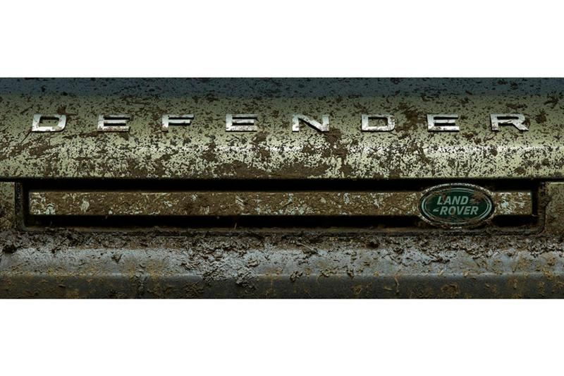 Land Rover 發佈新一代 Defender 頭罩設計