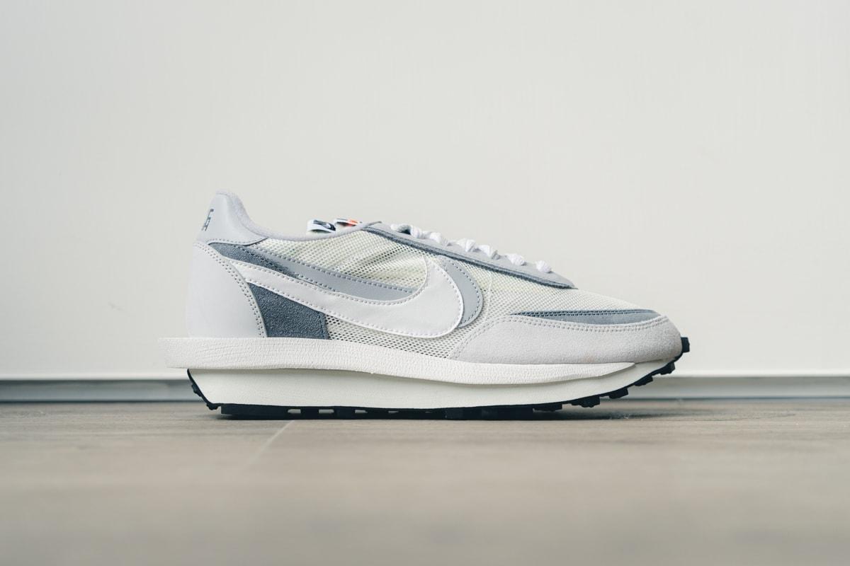sacai x Nike LDWaffle 重磅聯乘新作 HYPEBEAST 率先近賞