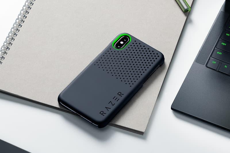 Razer 推出具散熱功能的 iPhone 手機殼「Razer Arctech」
