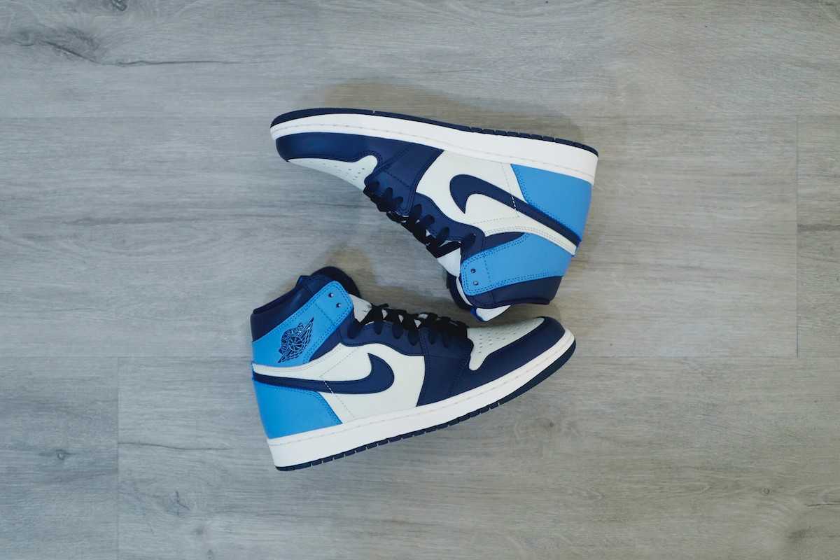HYPEBEAST 搶先近賞全新 Air Jordan 1「Obsidian」