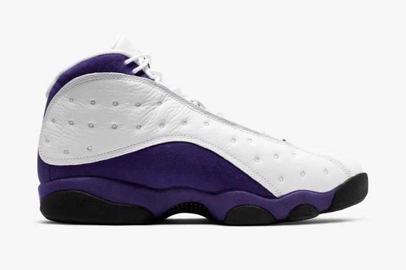 Air Jordan 13「Purple Court」台灣抽籤情報公開