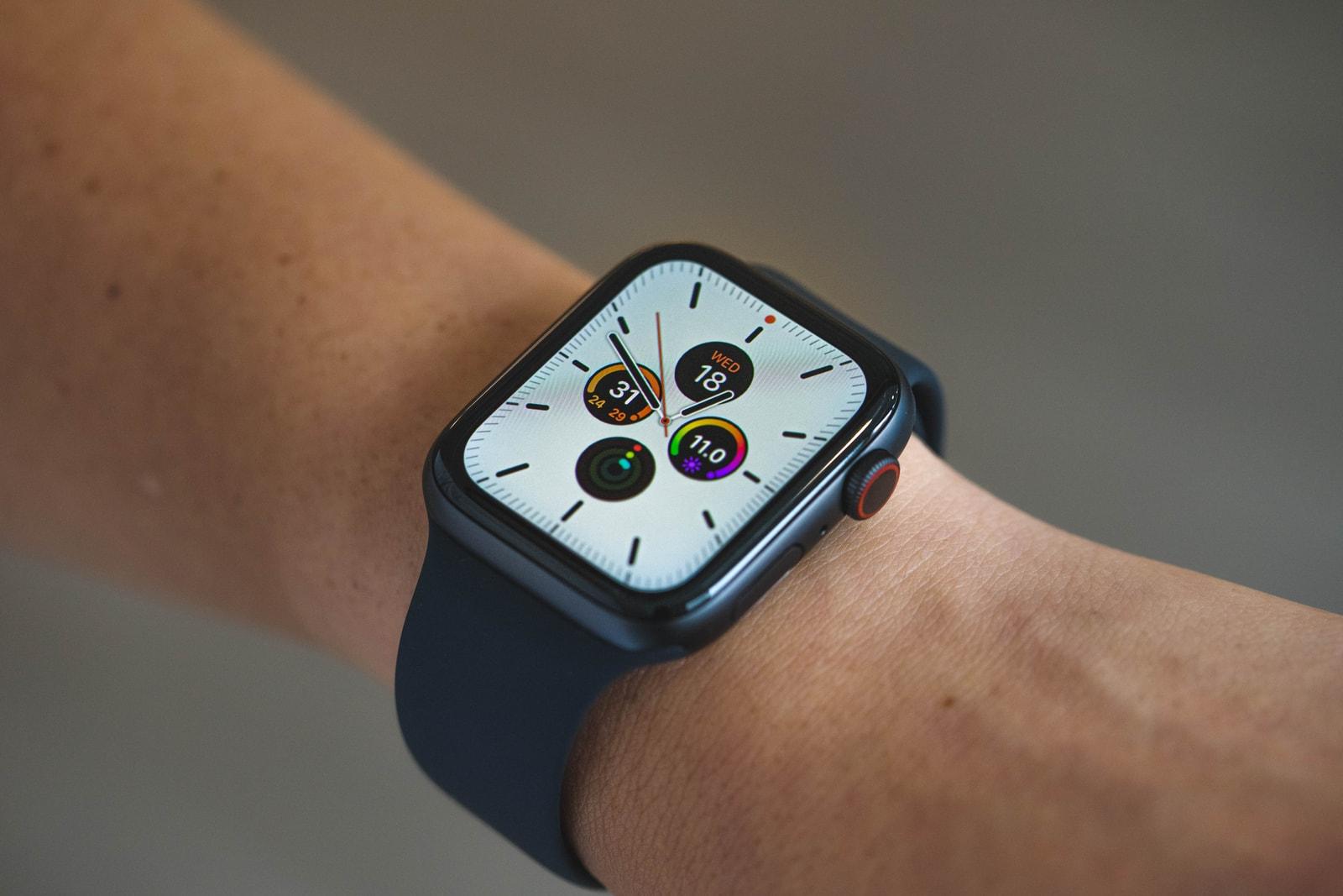 Apple Watch Series 5 HYPEBEAST 率先評測