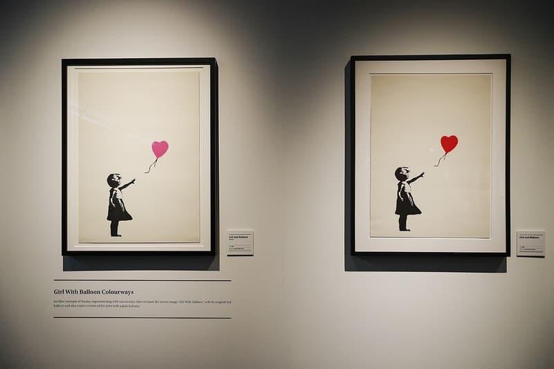 Banksy 畫作拍賣會以超過 $130 萬美元打破最高成交金額紀錄