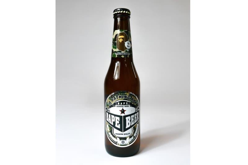 A BATHING APE® 推出免費 BAPE Beer 供消費者索取