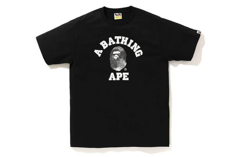 月圓團「猿」- A BATHING APE® 中秋節限定系列即將發售