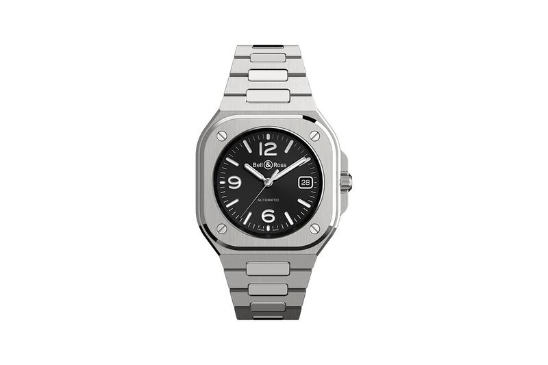 極簡風格 − Bell & Ross 全新腕錶系列 BR 05 正式發佈
