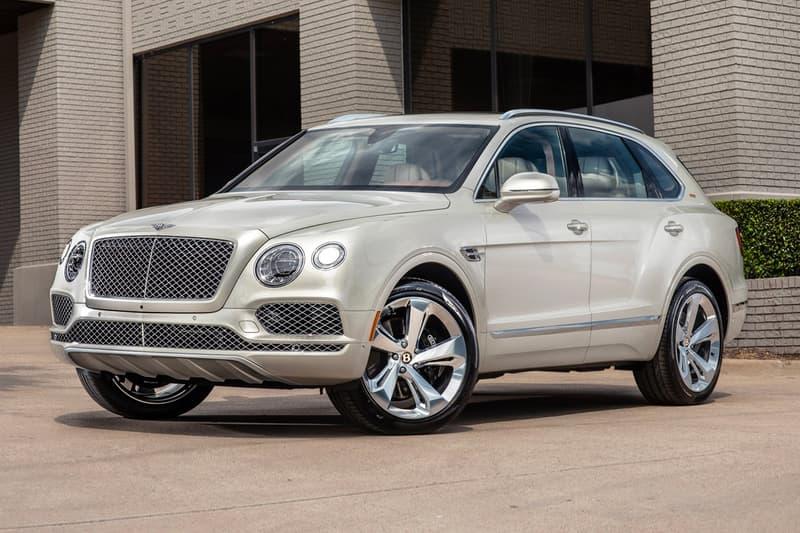 Bentley 攜手百年傳統帽款品牌 Stetson 打造別注 Bentayga 車款