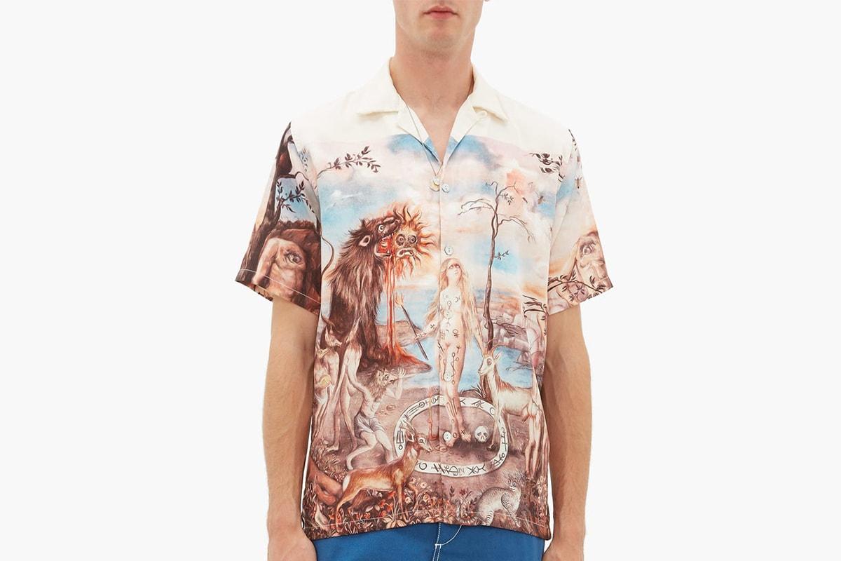 本日嚴選 7 款滿版印花襯衫單品入手推介