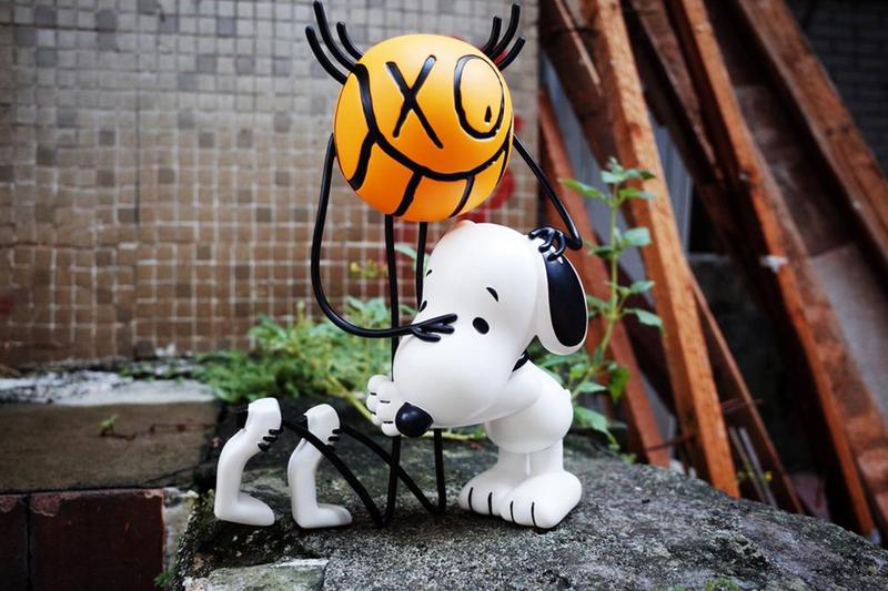 Best Art Drops: 「湯姆貓」造型時鐘、Snoopy x Mr.A 立體雕塑