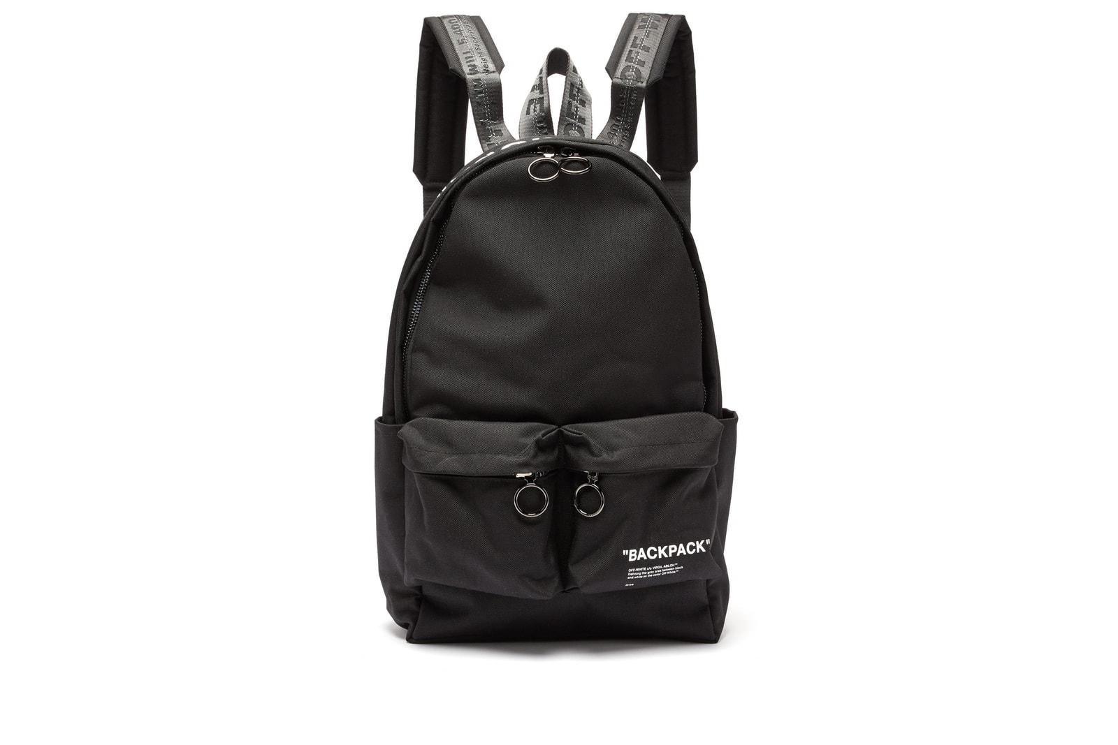 本日嚴選 8 款黑色背包單品入手推介