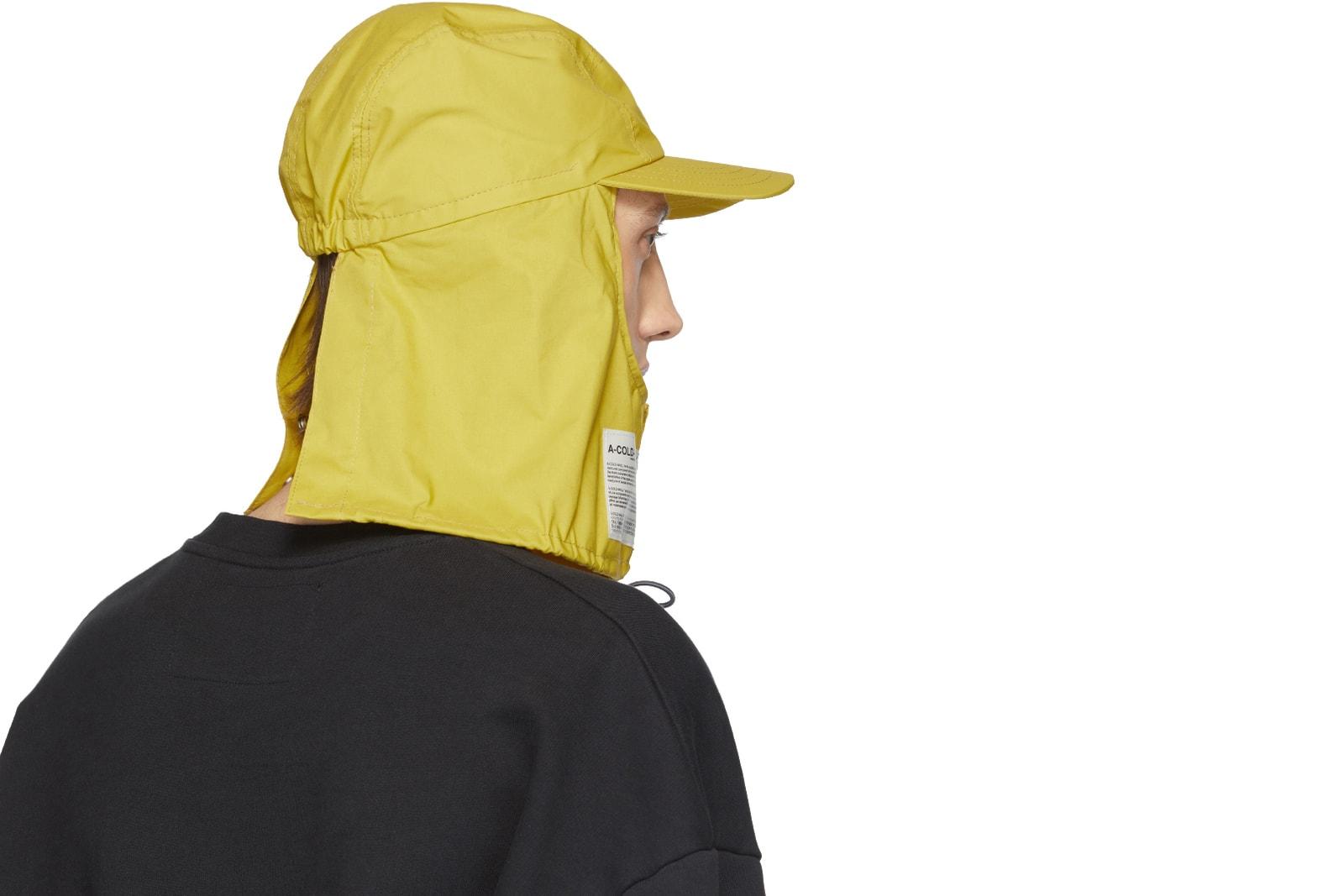 本日嚴選 9 款黃色衣物入手推介