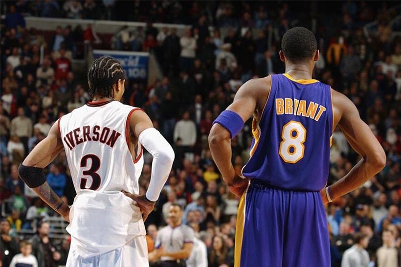 Kobe Bryant 跌落前 10?Bleacher Report 公佈史上 50 名最佳 NBA 球員排名